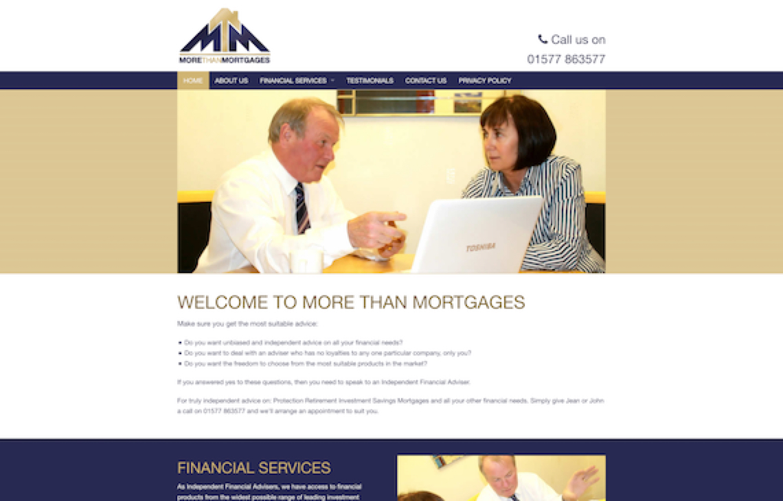 More Than Mortgages