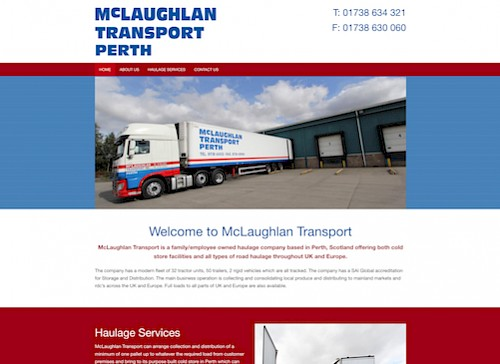 McLaughlan Transport