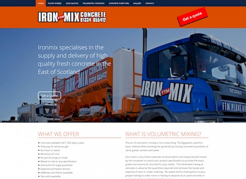 Ironmix Concrete