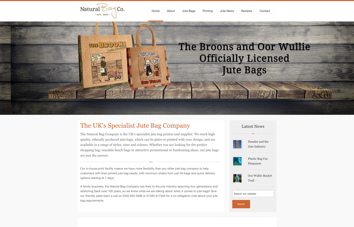 Natural Bag Co