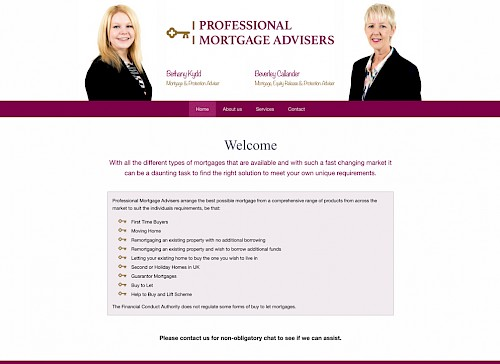 Professional Mortgage Advisers
