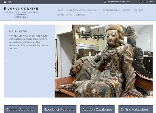 Ramsay Cornish Auctioneers