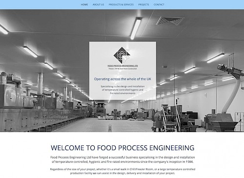 Food Process Engineering Ltd